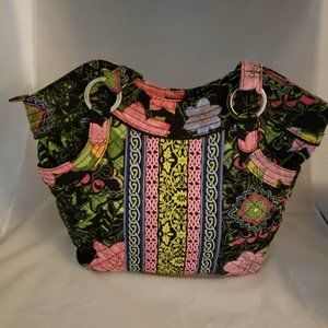 Marie Quilted Tote
